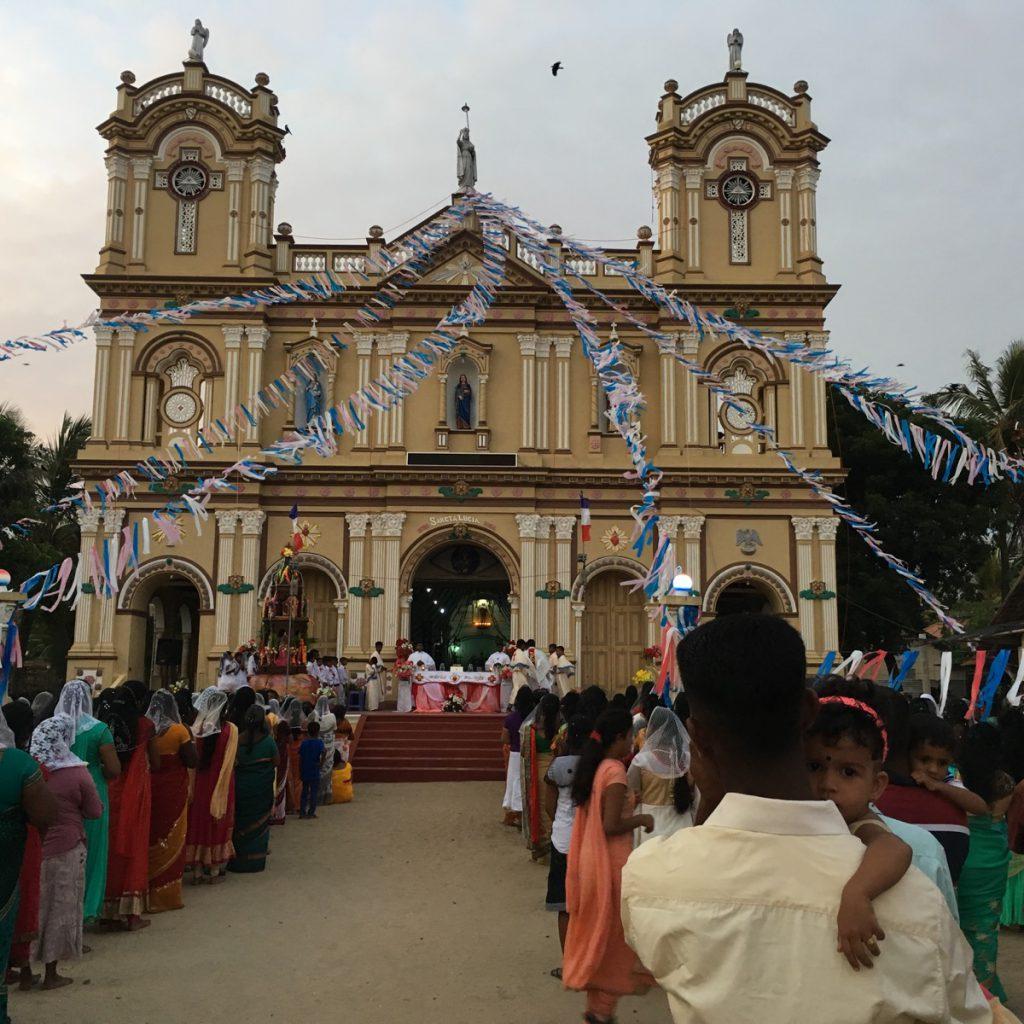 St Lucia Mannar